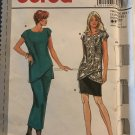 Burda 3186 Top and skirt in two lengths Size 10 - 20 Sewing Pattern,