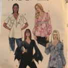 McCalls 4592 M4592  Sewing Pattern Misses Tops sizes 6 8 10 12 Uncut