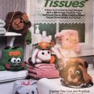 The Needlecraft Shop 921312 Tank Top Tissue Toppers Crochet Pattern