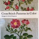 Cross Stitch Patterns In Color by Gerda Bengtsson