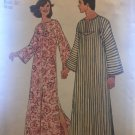 Simplicity 6695 Misses Caftan Vintage Sewing Pattern Size Size 16 Bust 38