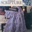 Afghans Inspired by Scripture Leisure Arts Crochet Pattern 3021 Ten Designs by Tammy Kreimeyer