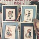 Sweet Scriptures Book 2 Cross Stitch Pattern Leaflet Leisure Arts 2675