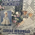 Magic Crochet Pattern Magazine Number 125 April 2000