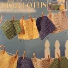 Nifty Knit Dishcloths  Knitting Pattern Leisure Arts 3122