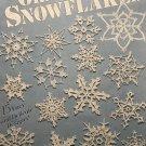 Ornamental Snowflakes  Lucille LaFlamme Crochet Instruction Pattern Book The Needlecraft Shop 901302