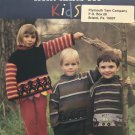 Checkheaton Next Knits for Kids Knitting Patterns 9 handknits in 8 ply sizes 2 - 8 years #039