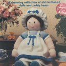 Jean Greenhowe's  Jemima-Jane and Friends Knitting Pattern 371 Topsy-Turvy doll