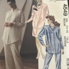 McCalls 4549 Misses Top Skirt Pants Sewing Pattern Size 14 - 16