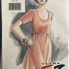 Ultra EZ Vogue 9186 Misses Pullover Dress Sizes XS - S - M sewing pattern