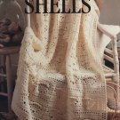 Afghans by the Dozen Shells Crochet Pattern Leisure arts Book 2814