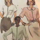 Vogue 7972 Misses Top Three versions sewing pattern Size 14 16 18