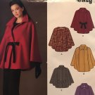 New Look 6007 Misses Cape with Variations Size 8 - 24 XS - XL Sewing Pattern