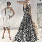 Vogue 7718 Summer Dress Sizes 12 14 16  sewing pattern