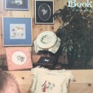 THE UNICORN BOOK Cross Stitch Pattern Charts Book 1 Bette Ashley