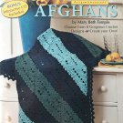 DIY Afghans Design it Yourself To Crochet Pattern Book Leisure Arts 4750