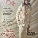 Patons 514 Irresistible Arans Traditional Aran Motifs Knitting Patterns for men & women