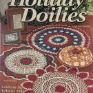 Holiday Doilies Crochet Pattern Book House of White Birches 101089