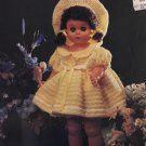 Crochet Collection for Dolls Crochet Pattern Book MM961