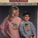 Huddles Football Teams Cross Stitch Pattern Leaflet by Nomis designs for Sweatshirts