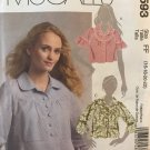 McCall's 5593 Misses Short Jacket Sewing Pattern Size 16 to 22