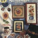 Sunflowers, Sunflowers Cross Stitch Pattern  American School of Needlework 3630
