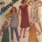Simplicity 6469 Maternity Wardrobe in Misses' Sizes Size 16