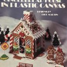 Gingerbread House in Plastic Canvas Leisure Arts 1094