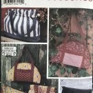 Simplicity 8331 Totes Bags in 3 sizes and styles