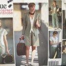 Vogue Career Wardrobe 2647 Misses' Jacket, Top, Skirt, Pants and Shorts Sewing Pattern size 12 -1 6