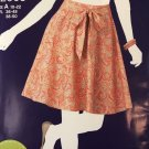 Simplicity 2003 Misses Sew Simple Skirt Size 10 - 22 Sewing Pattern