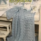 Quick Knit Keepsakes Book 2 Baby Afghans 6 designs by Melissa Leapman Leisure Arts 4527