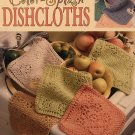 Color Splash Dishcloths Knitting Pattern Leisure Arts