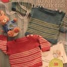 Baby Basics to Knit for New Moms Knitting Pattern 30 projects