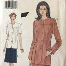 Very Easy Vogue 9137 Misses Top and Skirt Sewing Pattern size 8 10 12