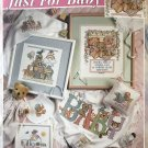 Good Natured Girls Cross stitch the Big Book Just For Baby 101 designs 24507