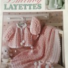 Lullaby Layettes Leisure Arts 2614 Crochet 4 different sets pattern by Alice Hyche