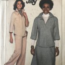 Simplicity 8180 Women's Pullover Top, Pants and Skirt Sewing Pattern Plus size  bust 44 Hip 46