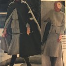 Vogue Americana 1160 Anne Klein Misses' Jacket Cape Skirt Pants Blouse Size 12 Sewing Pattern