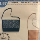 Bag Purse Pattern McCall's Sew Simple Sewing Pattern L9593 UNCUT