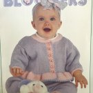 Baby Bloomers Knitting Pattern Bernat 1244 Size 6 month to 2 years double knitting yarn