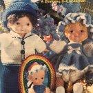 Crochet Capers for Dolls Crochet Pattern Book MM781