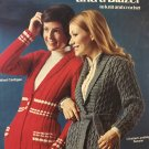 Shawls Collars and a Blazer Leisure Arts 33 Crochet and Knit Pattern
