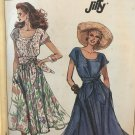 Simplicity 9195 Misses'/Miss Petite Dress and Sash Size 14 - 20 sewing pattern