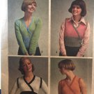 Simplicity 5832 Knitting Instructions for Misses' Sweaters