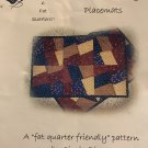 I Can Quilt It Crazy Placemats Fat Quarter Friendly Sewing Pattern Cindy Pierce