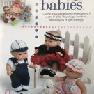 "Annie's Attic Itty Bitty Babies Doll Clothes for 5"" dolls 879516"