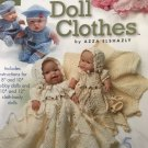 Annie's Attic Oh So Cute Doll Clothes 871048 8, 10 and 12 inch dolls