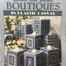 Blue on Blue Boutiques Plastic Canvas Pattern Leisure Arts 1746