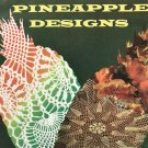 Pineapple Designs Vintage Crochet Pattern Book 102 Coats and Clarks Crochet Pattern